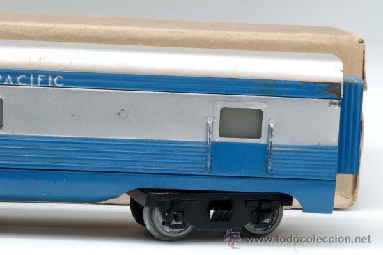 Trenes Escala: Vagon portaequipajes tipo americano 4 ejes Josfel años 40 - Foto 3 - 25483950