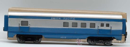 Trenes Escala: Vagon portaequipajes tipo americano 4 ejes Josfel años 40 - Foto 4 - 25483950