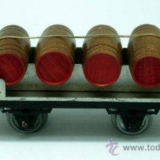 Trenes Escala: VAGON PORTA CUBAS JOSFEL AÑOS 40 50. Lote 27191932