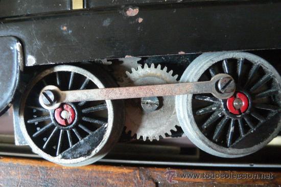 Trenes Escala: JOSFEL- Locomotora, Tender y cuatro Vagones. Escala 0 - Vell i Bell - Foto 3 - 27632032