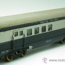 Trenes Escala: VAGÓN FURGÓN EQUIPAJES UNION PACIFIC JOSFEL ESCALA 0 8512 AÑOS 40. Lote 31953805