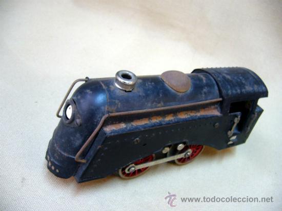 Trenes Escala: TREN ELECTRICO, FABRICADO POR PAYA, ESCALA O, SIN VIAS, MODELO 1100, CON SU CAJA - Foto 31 - 32995124