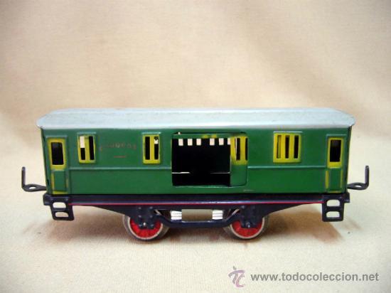 Trenes Escala: TREN ELECTRICO, FABRICADO POR PAYA, ESCALA O, SIN VIAS, MODELO 1100, CON SU CAJA - Foto 35 - 32995124