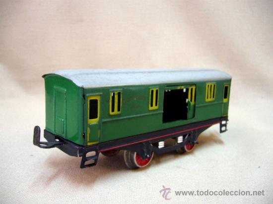 Trenes Escala: TREN ELECTRICO, FABRICADO POR PAYA, ESCALA O, SIN VIAS, MODELO 1100, CON SU CAJA - Foto 36 - 32995124