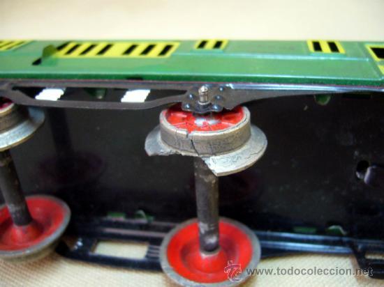 Trenes Escala: TREN ELECTRICO, FABRICADO POR PAYA, ESCALA O, SIN VIAS, MODELO 1100, CON SU CAJA - Foto 38 - 32995124