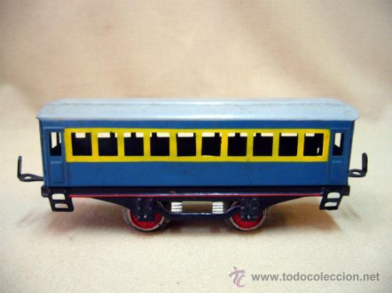 Trenes Escala: TREN ELECTRICO, FABRICADO POR PAYA, ESCALA O, SIN VIAS, MODELO 1100, CON SU CAJA - Foto 23 - 32995124