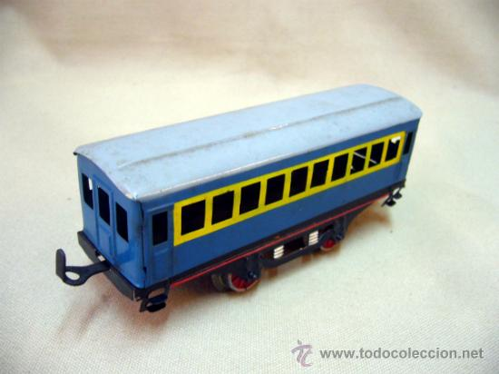 Trenes Escala: TREN ELECTRICO, FABRICADO POR PAYA, ESCALA O, SIN VIAS, MODELO 1100, CON SU CAJA - Foto 24 - 32995124