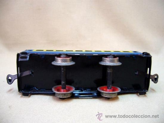 Trenes Escala: TREN ELECTRICO, FABRICADO POR PAYA, ESCALA O, SIN VIAS, MODELO 1100, CON SU CAJA - Foto 25 - 32995124