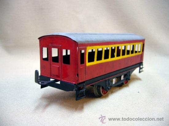 Trenes Escala: TREN ELECTRICO, FABRICADO POR PAYA, ESCALA O, SIN VIAS, MODELO 1100, CON SU CAJA - Foto 15 - 32995124