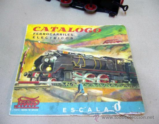 Trenes Escala: TREN ELECTRICO, FABRICADO POR PAYA, ESCALA O, SIN VIAS, MODELO 1100, CON SU CAJA - Foto 12 - 32995124