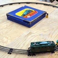 Trenes Escala: TREN HORNBY ESCALA 0. FUNCIONANDO. (VER VIDEO).¡¡ ACEPTAMOS OFERTAS!!. Lote 40628838