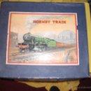 Trenes Escala: HORNBY TRAIN SET MADE IN ENGLAND, TREN ANTIGUO , JUGUETE ANTIGUO. Lote 40770211