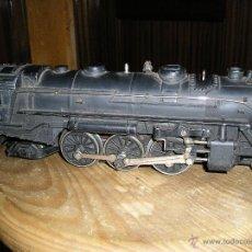 Trenes Escala: TREN-MAGNIFICA LOCOMOTORA LIONEL 1666-ACABADO GUN METAL. Lote 41482233