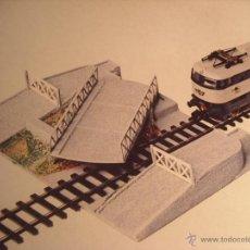 Trenes Escala: LIMA ESCALA 0 1:43,5 PUENTE SOBRE ELEVADO MOVIL NUEVO. Lote 42334920