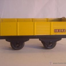 Trenes Escala: HORNBY MECCANO PARIS VAGON MERCANCIAS ESCALA 0. Lote 43758227