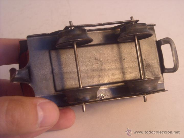 Trenes Escala: Antiguo vagon mercancias bing marklin bub ?? made in germany vagon escala 0 - Foto 7 - 43765469