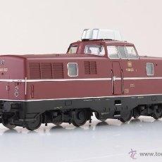 Trenes Escala: MBW ESCALA 0 REF 43010 1:43,5 LOCOMOTORA DIESEL V80 010 INTERFACE DIGITAL NUEVA. Lote 43842998