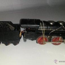 Trenes Escala: PAYA MAQUINA CON CARBONERA 987 DE ESCALA 0. Lote 51200610