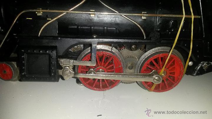 Trenes Escala: PAYA MAQUINA CON CARBONERA 987 DE ESCALA 0 - Foto 8 - 51200610