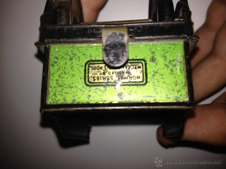 Trenes Escala: Tren Hornby Meccano Año 1939 a cuerda y funcionando perfectamente. - Foto 6 - 51703612