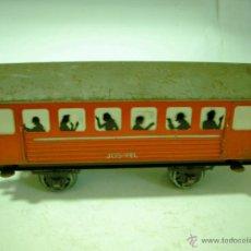Trenes Escala: VAGON PASAJEROS JOSFEL. Lote 54586722