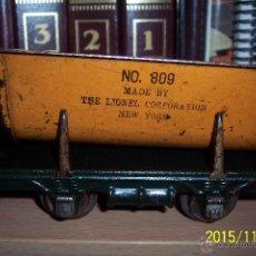 Trenes Escala: PEQUEÑO VOLQUETE ANTIGUO AÑOS 1928. Lote 54786705