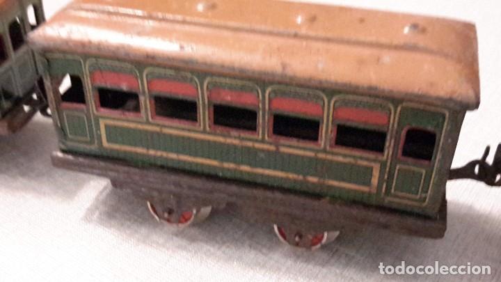 Trenes Escala: PAYA. CUATRO VAGONES ESCALA 0 - Foto 3 - 62962724