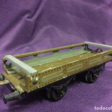 Trenes Escala: BING ESCALA 0 VAGON PLATAFORMA. Lote 67041242