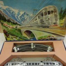 Trenes Escala: AUTORAIL MARCA JOUSTRA. EN CAJA ORIGINAL. FUNCIONANDO. Lote 72153783