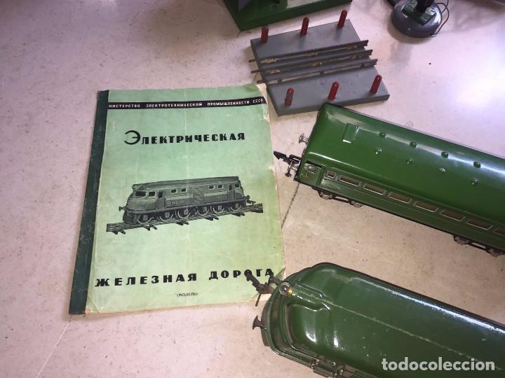 Trenes Escala: Locomotora Tren Stalin, CCCP Años 50. - Foto 3 - 79747829