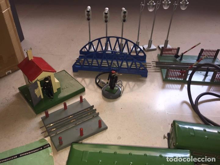 Trenes Escala: Locomotora Tren Stalin, CCCP Años 50. - Foto 4 - 79747829