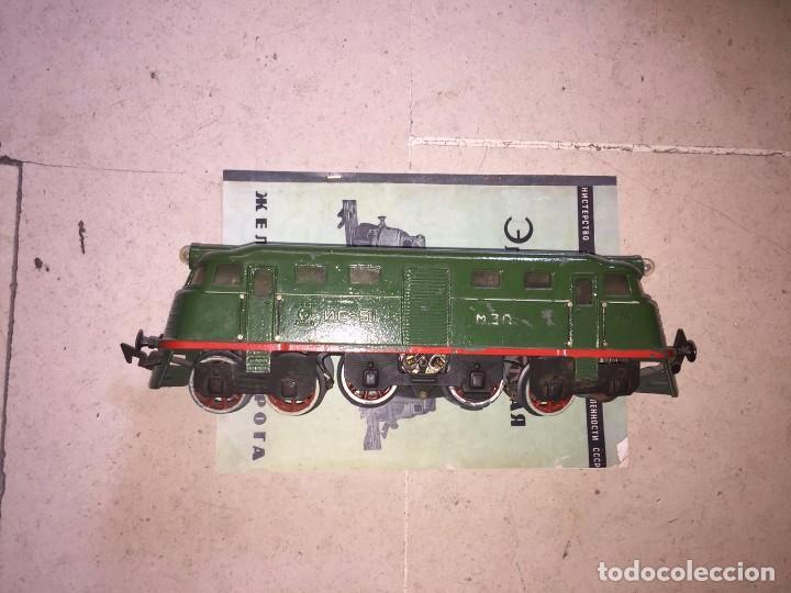 Trenes Escala: Locomotora Tren Stalin, CCCP Años 50. - Foto 9 - 79747829
