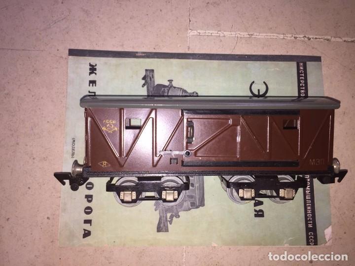 Trenes Escala: Locomotora Tren Stalin, CCCP Años 50. - Foto 11 - 79747829