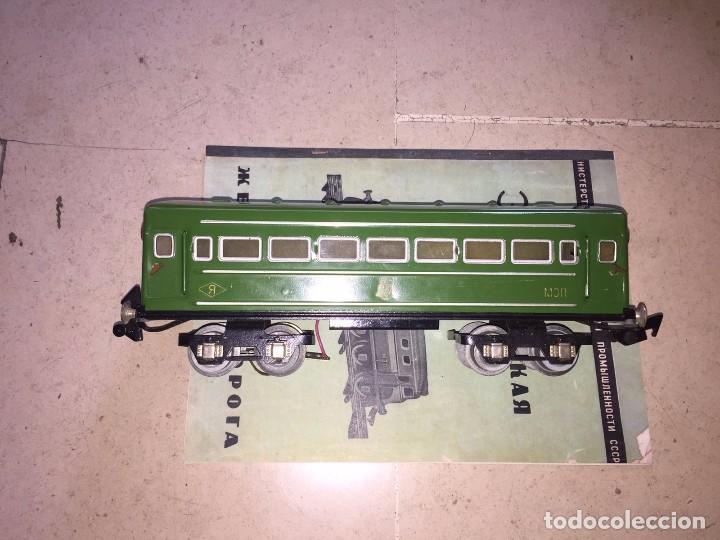 Trenes Escala: Locomotora Tren Stalin, CCCP Años 50. - Foto 12 - 79747829