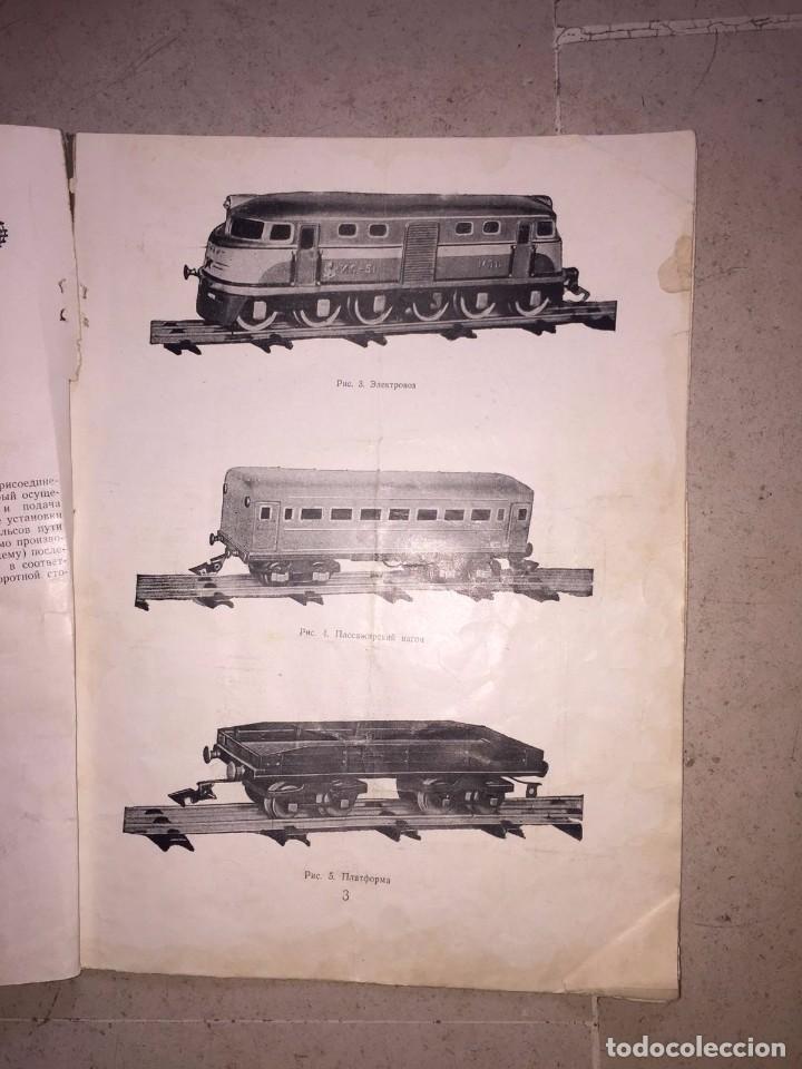 Trenes Escala: Locomotora Tren Stalin, CCCP Años 50. - Foto 15 - 79747829