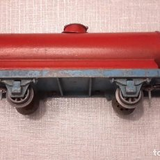Trenes Escala: VAGON CISTERNA ESCALA 0. Lote 83816520