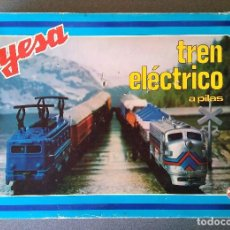 Trenes Escala: TREN JYESA RENFE. Lote 86929096