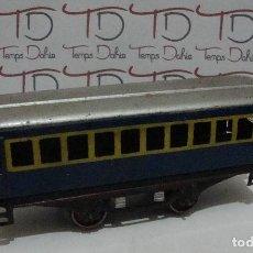 Trenes Escala: (TC-1) VAGON PASAJEROS PAYA ESCALA O. Lote 87740804