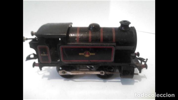 Trenes Escala: Tren horby meccano 1940 - Foto 2 - 88362420