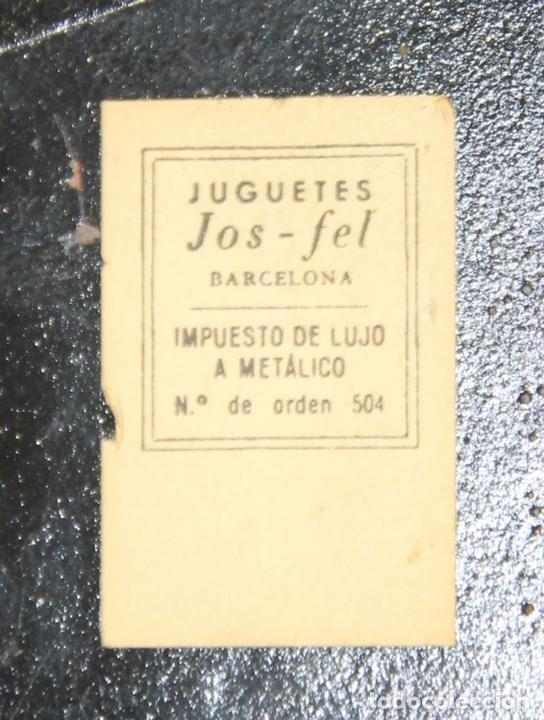 Trenes Escala: VAGÓN DE PASAJEROS UNION PACIFIC EN METAL. ESCALA 0. JOSFEL. ESPAÑA. CIRCA 1940. - Foto 13 - 89730492