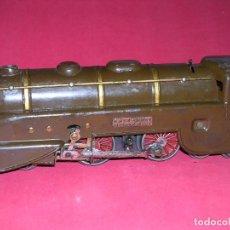 Trenes Escala: LOCO JEP .20V .1950 CON TENDER. Lote 97959035