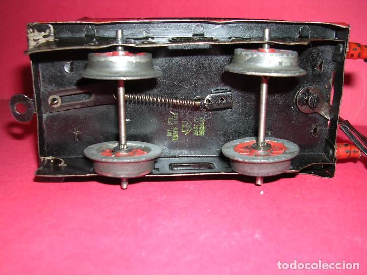 Trenes Escala: TREN BING -1930 .ELECTRICO 18 V. LOCO +TENDER + 2 VAGONES - Foto 8 - 98159047