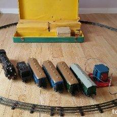 Trenes Escala: FANTÁSTICO TREN PAYÁ SANTA FE 1101 CON SU CAJA. FUNCIONANDO. VER FOTOS Y VIDEO. Lote 102278875