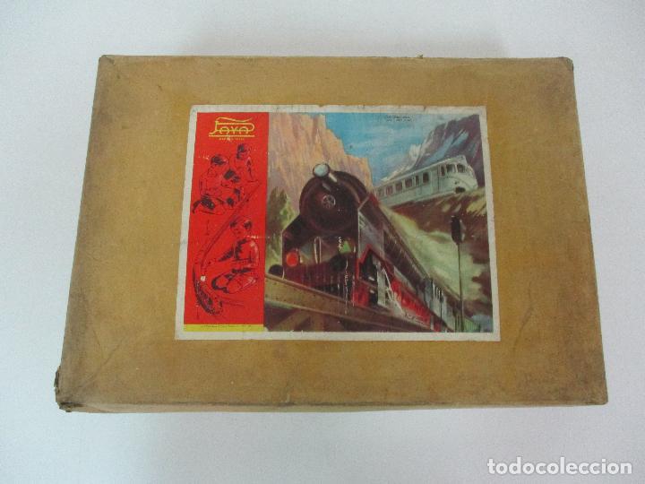 Trenes Escala: Tren Paya - Escala 0 - Locomotora Fantasma - Vagón Correos - Caja Original - Foto 2 - 102708623