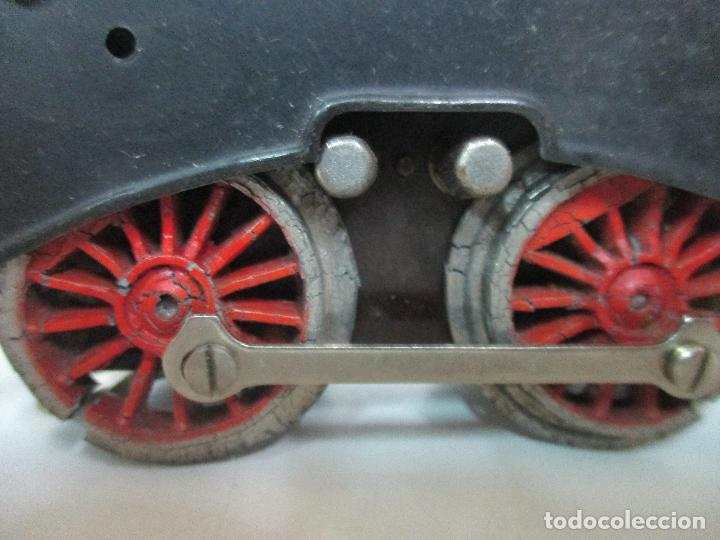 Trenes Escala: Tren Paya - Escala 0 - Locomotora Fantasma - Vagón Correos - Caja Original - Foto 14 - 102708623