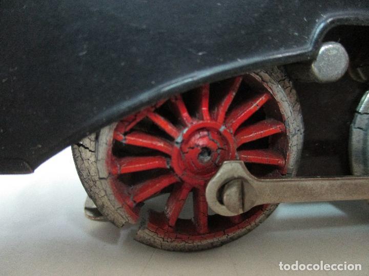 Trenes Escala: Tren Paya - Escala 0 - Locomotora Fantasma - Vagón Correos - Caja Original - Foto 15 - 102708623