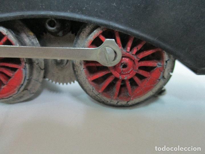 Trenes Escala: Tren Paya - Escala 0 - Locomotora Fantasma - Vagón Correos - Caja Original - Foto 20 - 102708623