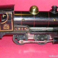 Trenes Escala: HORNBY Nº 1 A CUERDA 1925. Lote 105300119