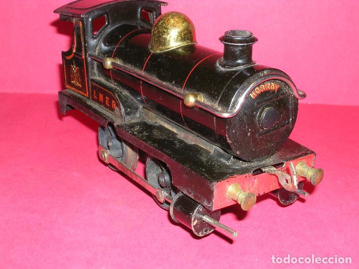 Trenes Escala: HORNBY Nº 1 A CUERDA 1925 - Foto 2 - 105300119