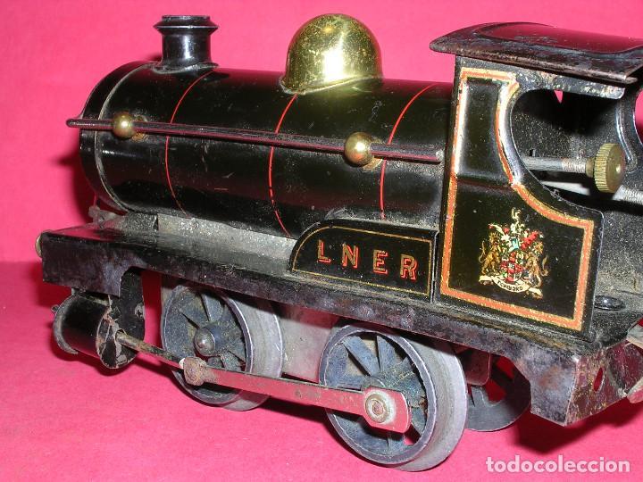 Trenes Escala: HORNBY Nº 1 A CUERDA 1925 - Foto 3 - 105300119